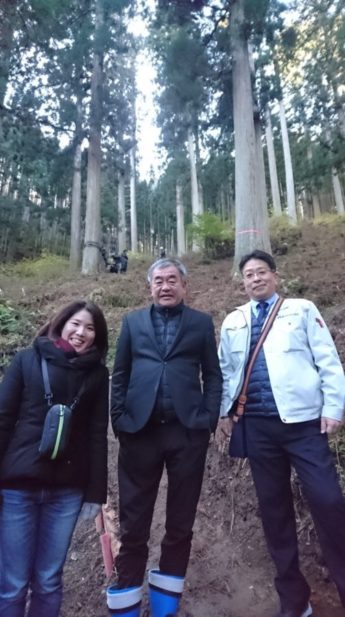 奈良の木見学ツアー③