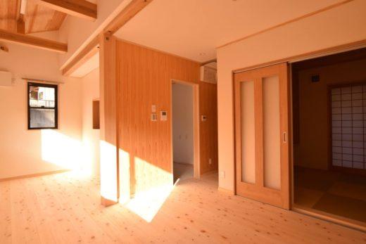 東川村営住宅2