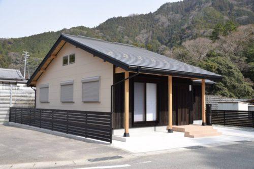 白川渡村営住宅(平屋)2