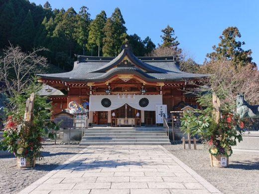 丹生川上神社上社
