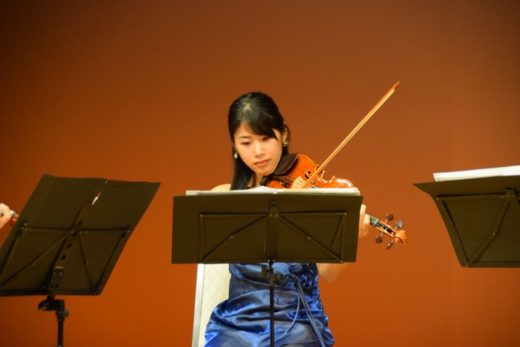 吉野杉弦楽器四重奏3