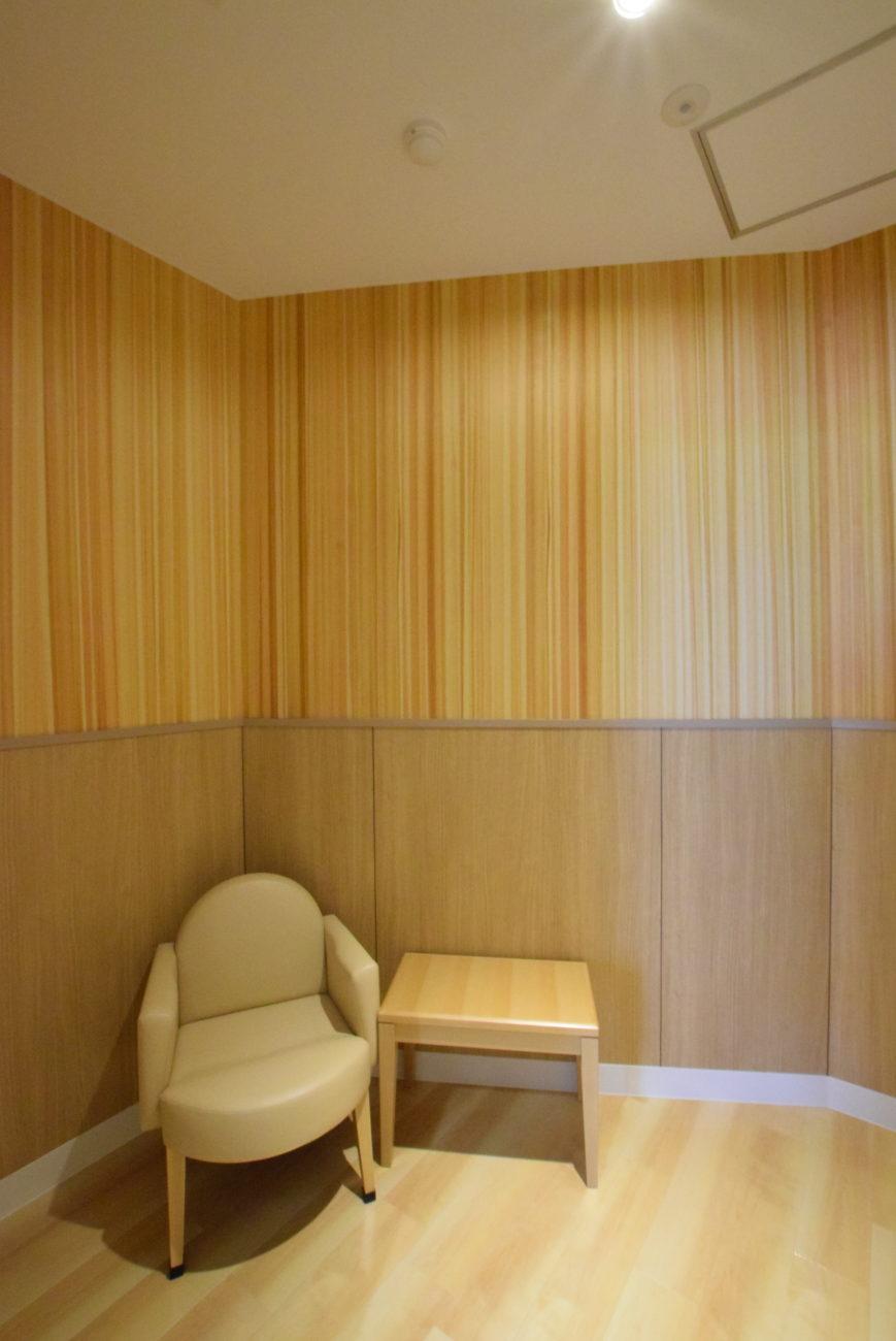 個別授乳室